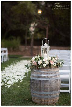 Temecula Creek Inn Wedding Photos with France Photographers