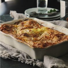 Feta Cheese Egg Casserole Diethood Recipe Feta Cheese Egg Casserole