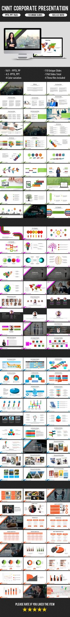 Corporate PowerPoint Template-v01 - Business PowerPoint Templates