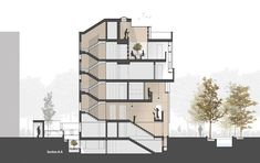 Gallery of Malek Residential Building / Piramun Architectural Office - 19