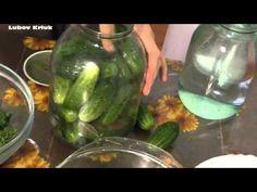 Как засолить огурцы | Самый простой способ - YouTube