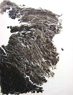 Abstract crumbling