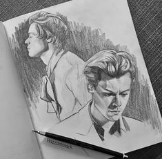 Drawing sketches, pencil drawings, drawing tips, one direction art, one dir One Direction Art, One Direction Drawings, Drawing Sketches, Pencil Drawings, Art Drawings, Drawing Tips, Desenhos One Direction, Harry Styles Drawing, Harry Styles Wallpaper