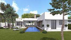 Villa moderne   plein pied   Moraira - https://twitter.com/villaslasella/status/696975242594390017