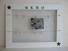 Fabric Board, Apartment Chic, Creation Deco, Rustic Design, Shadow Box, Home Deco, Wood Signs, Wood Projects, Kids Room