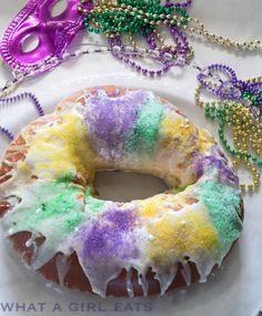 King Cake...get read