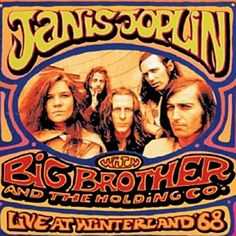 Janis Joplin With Big Brother And The Holding Company* - Live At Winterland '68 at Discogs