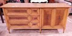 Mid Century Buffet by Worth Furniture
