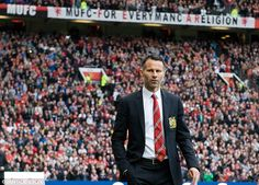 Giggs was given a standing ovation on Saturday as he took charge of United for the first time, just five days after Moyes was fired.