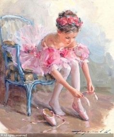 by Konstantin Razumov ....ballet art