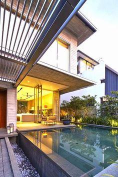Chiltern House diseño integrado de arquitectura, interiorismo y paisaje http://www.arquitexs.com/2015/03/chiltern-house-experiencia-integrada-diseno-de-arquitectura-interiorismo.html