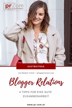 Gastbeitrag zum Thema Blogger Relations in unserem Blogazine #blogger #bloggerrelations Influencer Marketing, Marketing Trends, Content Marketing, Online Marketing, Social Media, Blogging, Design, Earn Money Online, Communication
