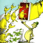 Philosophical Questions in the Sneetches Year 2 Classroom, Classroom Ideas, Dr Seuss Illustration, Philosophical Questions, Inspired Learning, Character Education, Norman Rockwell, Line Drawing, Teaching Kids