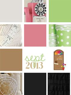 September Colour Suite with Summer Fullerton at Scrapbook & Cards Today