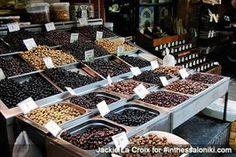 TThessaloniki Modiano market