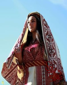 A Palestinian lady from Palestine
