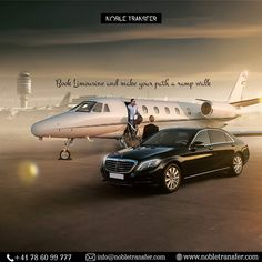 Noble Transfer, Switzerland's reliable & fast private airport transfer service provider with premium limousine & airport shuttle along with professional chauffeurs Business Class, Business Travel, Geneva Airport, Visit Switzerland, Cities In Europe, Travel Tourism, Holiday Travel, Travel Style, Paths