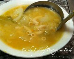 PORTUGUESE CABBAGE SOUP