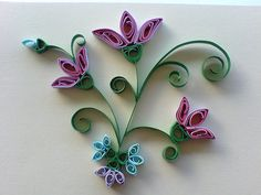 Quilled Bouquet | Flickr - Photo Sharing!