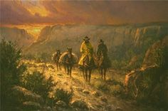 Spring in the Canyon by G. Harvey by G. Harvey