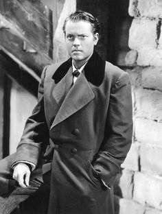 Orson Welles as Mr. Hollywood Men, Old Hollywood Movies, Vintage Hollywood, Classic Hollywood, Hollywood Icons, Charles Foster, Orson Welles, Jane Eyre, Rita Hayworth