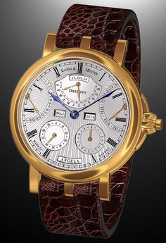 Lang & Heyne Augustus I Watch Remembers Your Special Dates Watch Releases