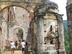 Palace San Souci, Haiti