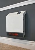 Heat Storm Delux On-wall Infrared Heater - Heat Storm