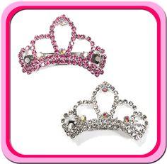Dog princess | Princess Tiara Dog Barrette