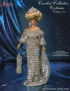 Paradise Contessa's Crystal Gown