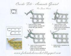Crochet Filet - Tutorial