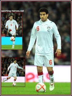 Hani Said - Egypt - 2010 African Cup of Nations