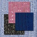 Sweater & Bulky Knit Fabrics