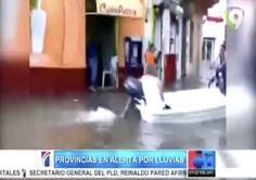Declaran provincias en Alerta por lluvias en todo el país