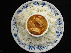 Kuracie v cibuľovej marináde Grains, Rice, Meat, Indie, Food, Essen, Meals, Seeds, Yemek