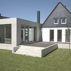 Einfamilienhaus in Duisburg: moderne Häuser von Oliver Keuper Architekt BDA