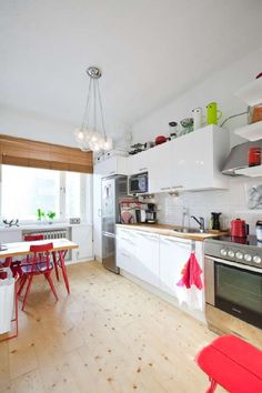 Sisustus - keittiö
