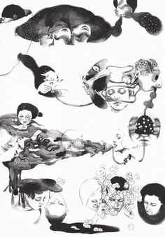 Changes by Fay Huo, via Behance