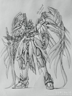 Awesome Gundam Sketches by VickiDrawing [Updated Arte Gundam, Gundam Wing, Gundam Art, Arte Robot, Gundam Wallpapers, Robot Concept Art, Custom Gundam, Mecha Anime, Ex Machina