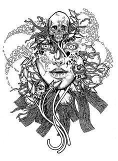 Echeveria by John Baizley