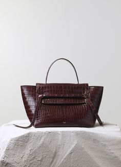 Medium Trapeze Handbag Multicolour in Smooth Calfskin - Fall / Winter Collection 2014 | CÉLINE