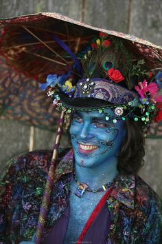 faerie man- this guy makes such a beautiful faerie...