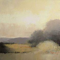 Irma Cerese - Stockbridge acrylic painting