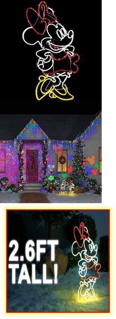 Yard D cor 156812 7 Gemmy Photorealistic Santa W Spot Light - disney christmas yard decorations