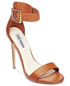 Wine Colored Ankle Strap Heels  Footwear  Pinterest  Summer