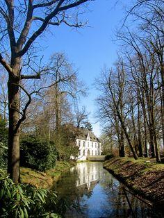 Kasteel de Berckt / Baarlo, Limburg, The Netherlands