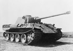 A Panther Ausf D-2 in excellent condition.