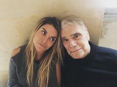 PHOTO. Bernard Tapie de nouveau en chimiothérapie : sa fille Sophie donne de ses nouvelles