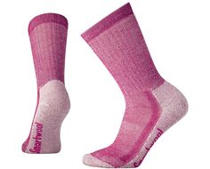 Smartwool Women's Hike Medium Crew Socks (Berry) Medium