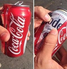 Beer can cover...lol